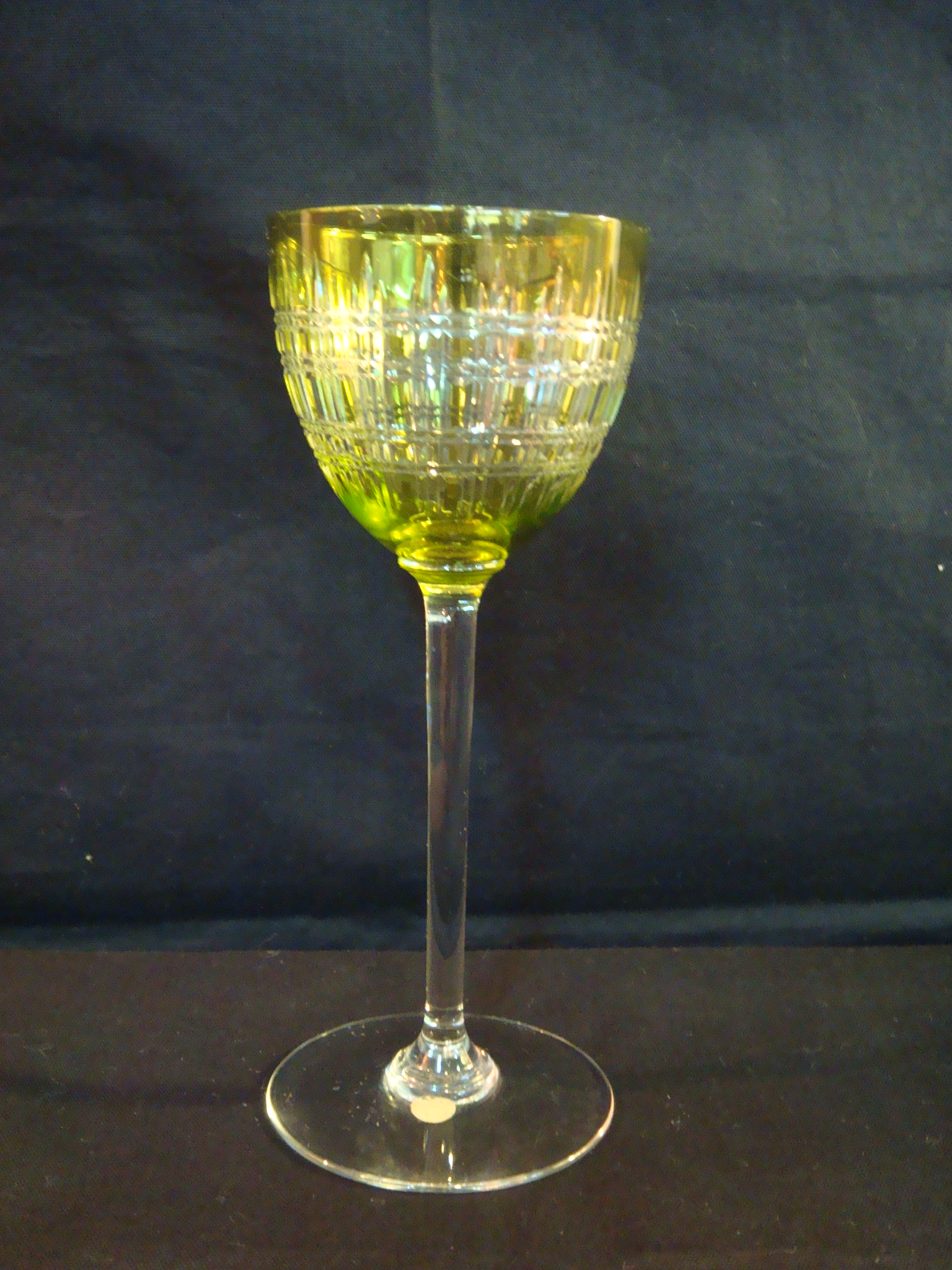 オールドバカラ カヴール ワイングラス