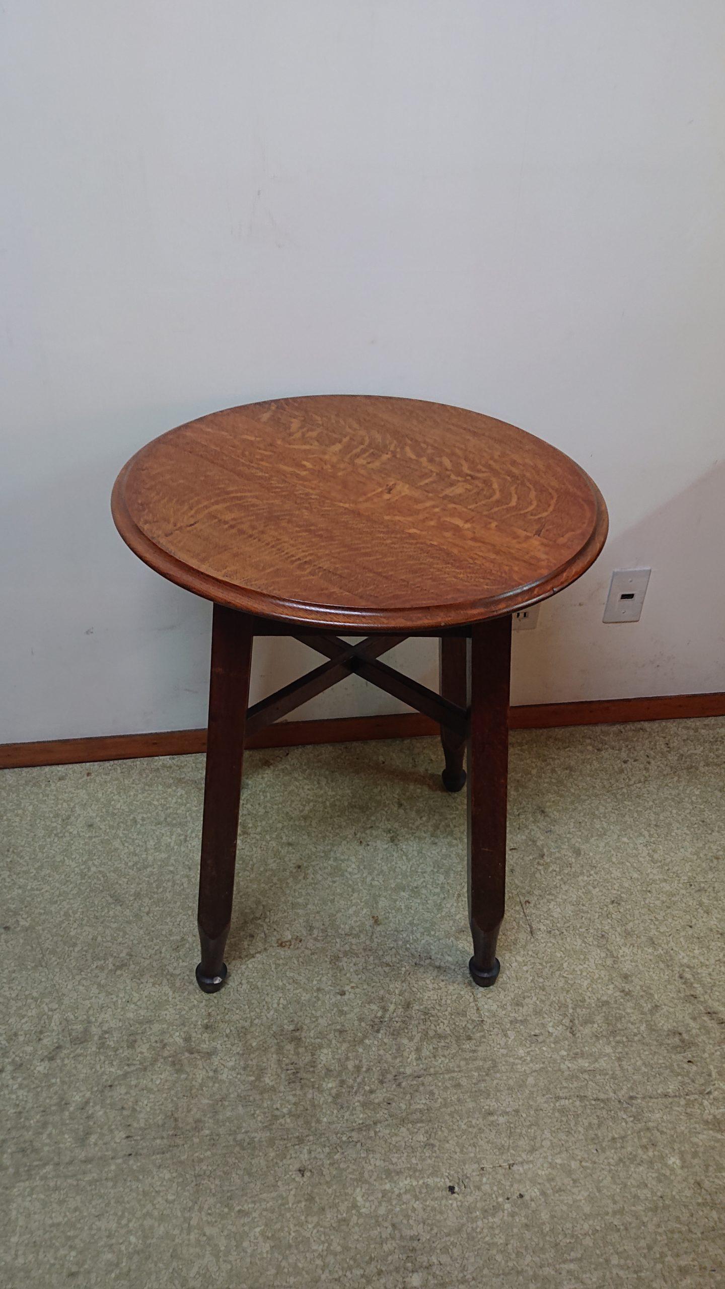 オーク材 オケーショナルテーブル