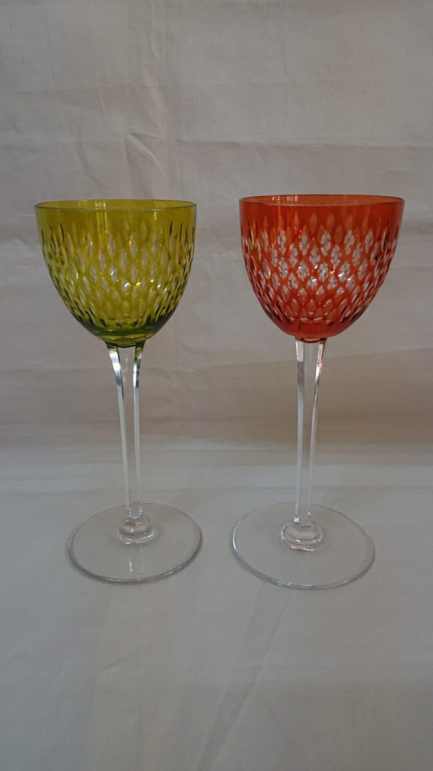 オールドバカラ パリ ワイングラス