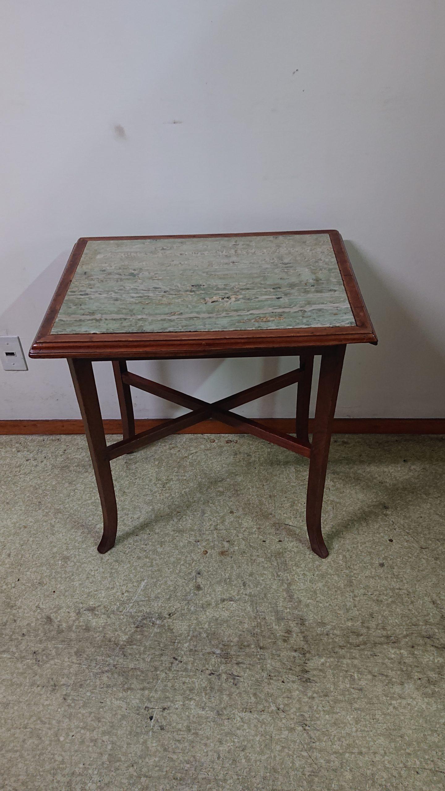 マーブルトップ テーブル
